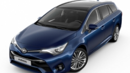 Toyota Avensis 1.6 D-4D Touring Sports, LHD