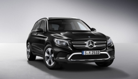 Mercedes-Benz GLC 220d 4MATIC 'Exclusive'