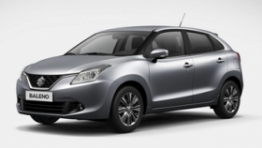 Suzuki Baleno- Standard safety equipment