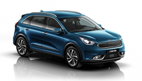 Kia Niro GL, 1.6GDI Hybrid, safety pack
