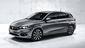 FIAT Tipo 1.6 MultiJet, safety pack
