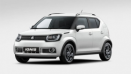 Suzuki Ignis 1.2 GL, 4x2, safety pack