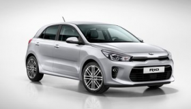 Kia Rio 1.2 GLS safety pack