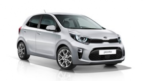 Kia Picanto 1.0 GLS safety pack