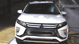 Mitsubishi Eclipse Cross 1.5 'Invite', 4x2