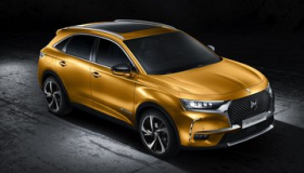 DS 7 Crossback BlueHDi 1,5l Manual 6 'Be Chic'