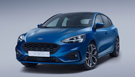 Ford Focus 1.0 'Trend'
