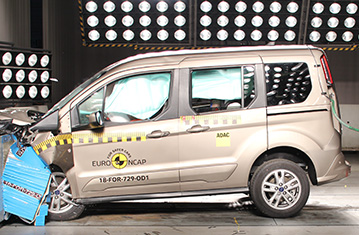 Ford Tourneo Connect 1.5 diesel 'Titanium'