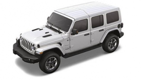 Jeep Wrangler Sahara 4-Door Unlimited