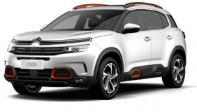 Citroen C5 Aircross 1,5l Hdi Live, Safety Pack