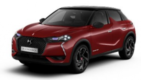 DS 3 Crossback, 1.2 Puretech 100, LHD, Safety Pack