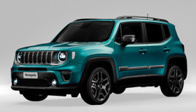 Jeep Renegade 1.0 'LIMITED', LHD
