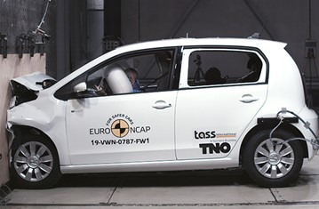 VW e-up! 'Move Up', LHD