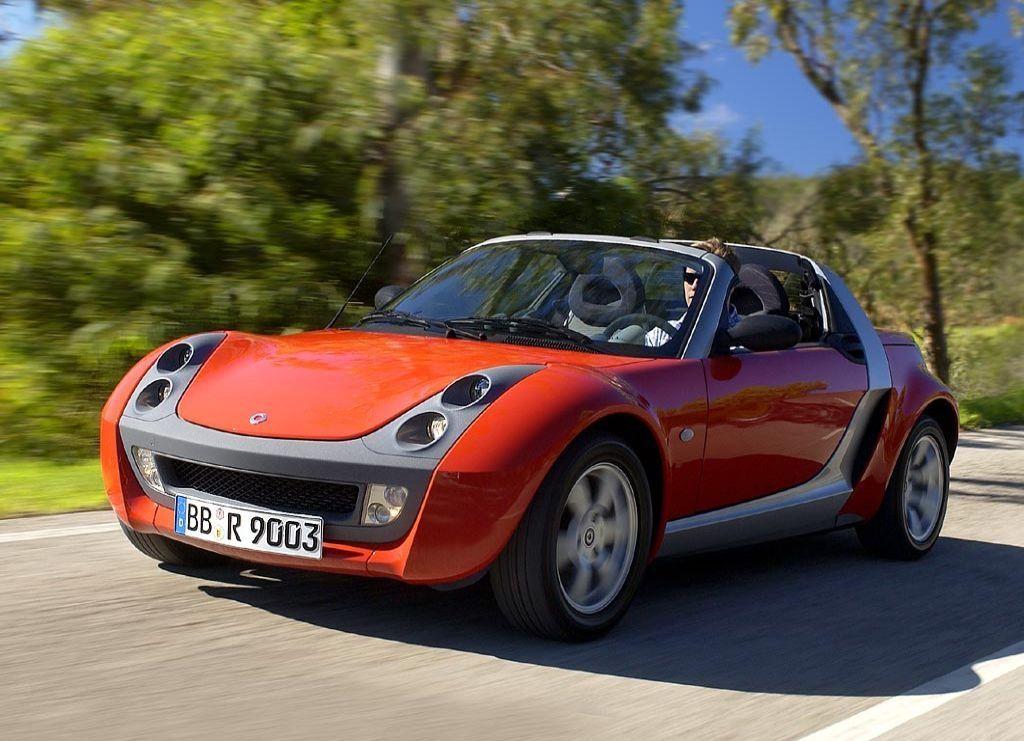 Smart Roadster Galerie Prasowe Galeria Autocentrum Pl