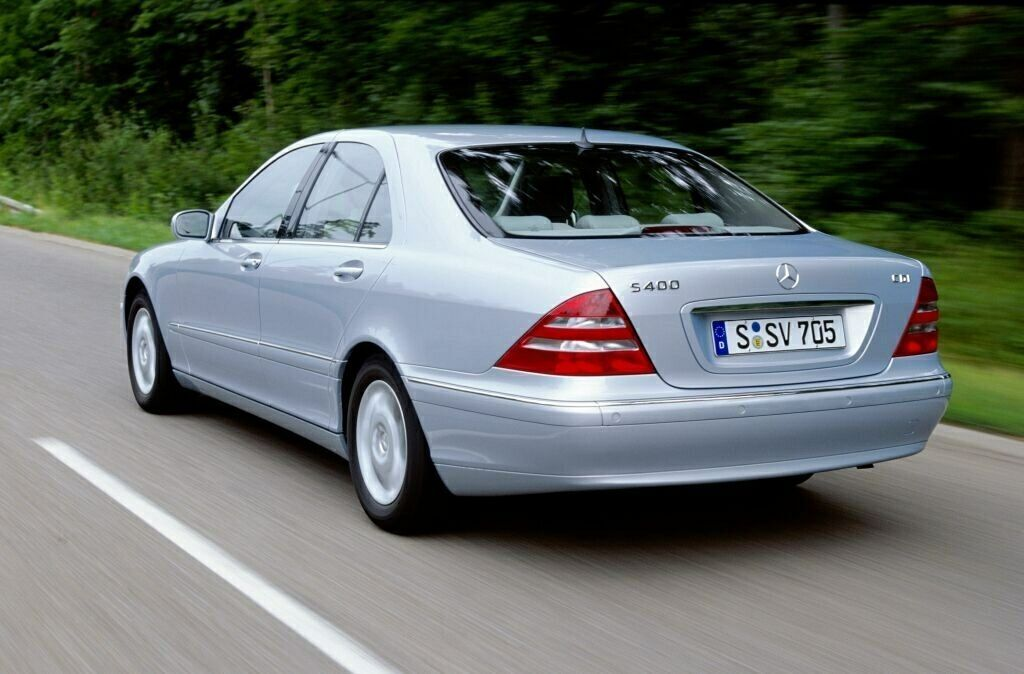 Mercedes S Klasa Dane Techniczne