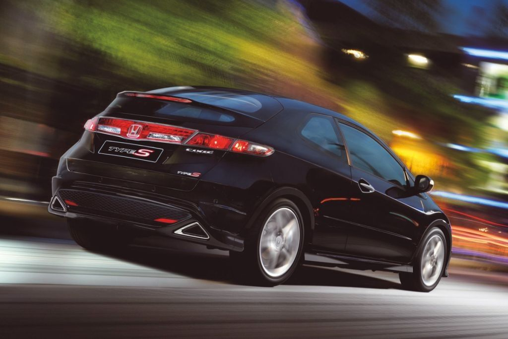 Honda Accord Sport Sedan Honda Civic Type S 200...