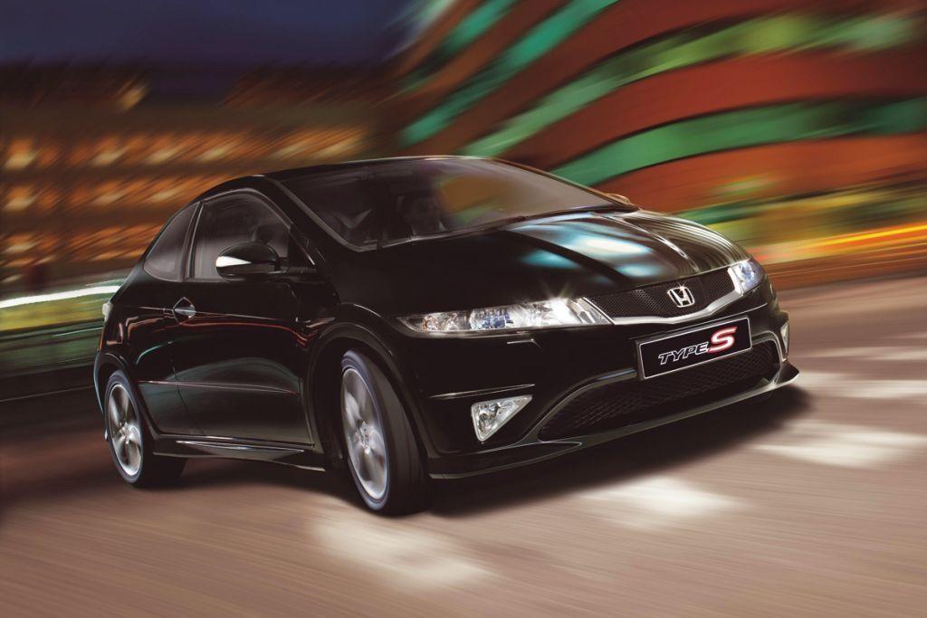 Honda Accord Sedan >> Honda Civic Type S 2009 - Galerie prasowe - Galeria ...