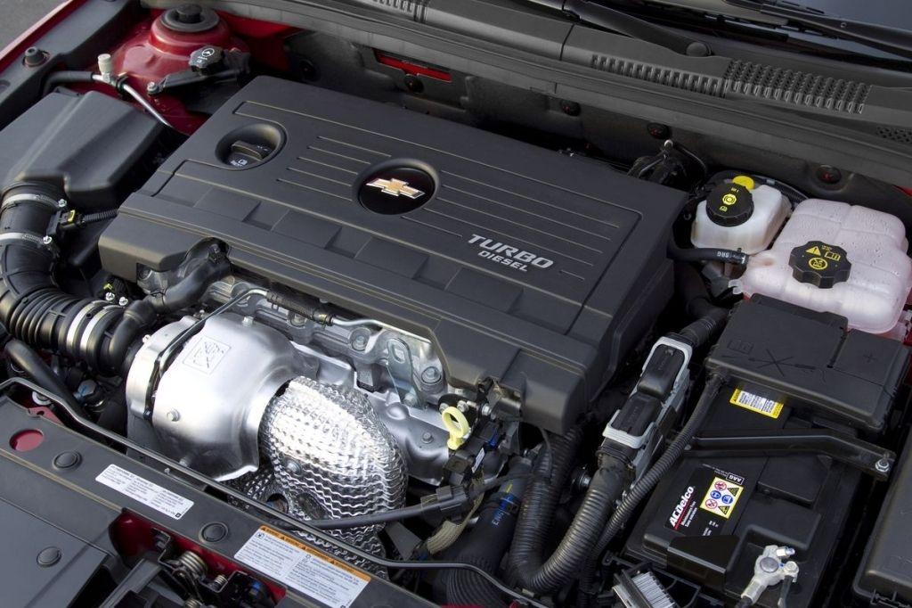 Chevrolet Cruze Hatchback D