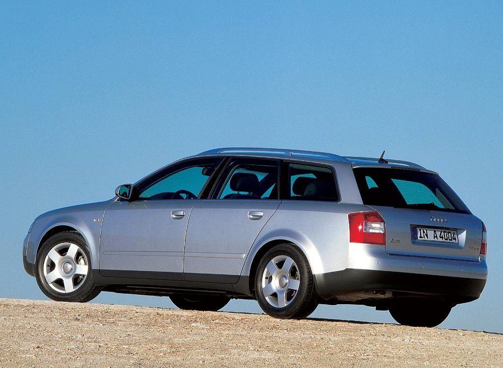 Audi A4 B6 Avant Galerie Prasowe Galeria Autocentrum Pl