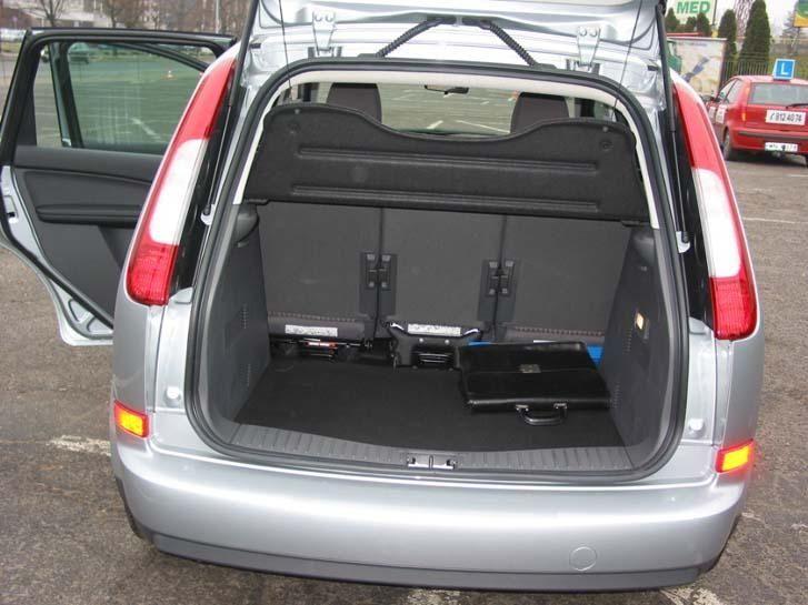 Ford Grand C Max >> Ford Focus C-MAX 1.8 Ambiente - galeria redakcyjna ...
