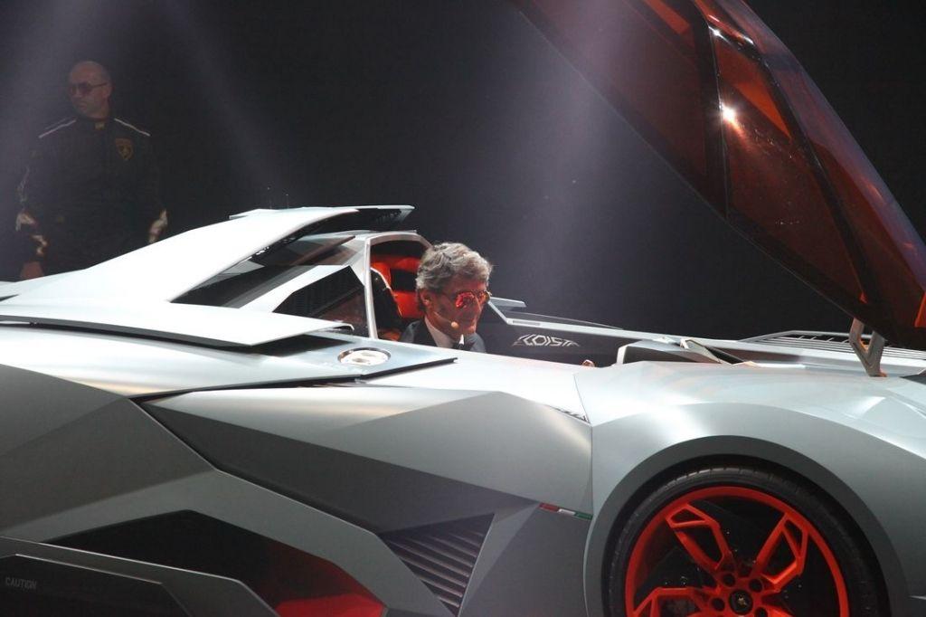 Lamborghini Egoista Concept 2013 Galerie Prasowe Galeria