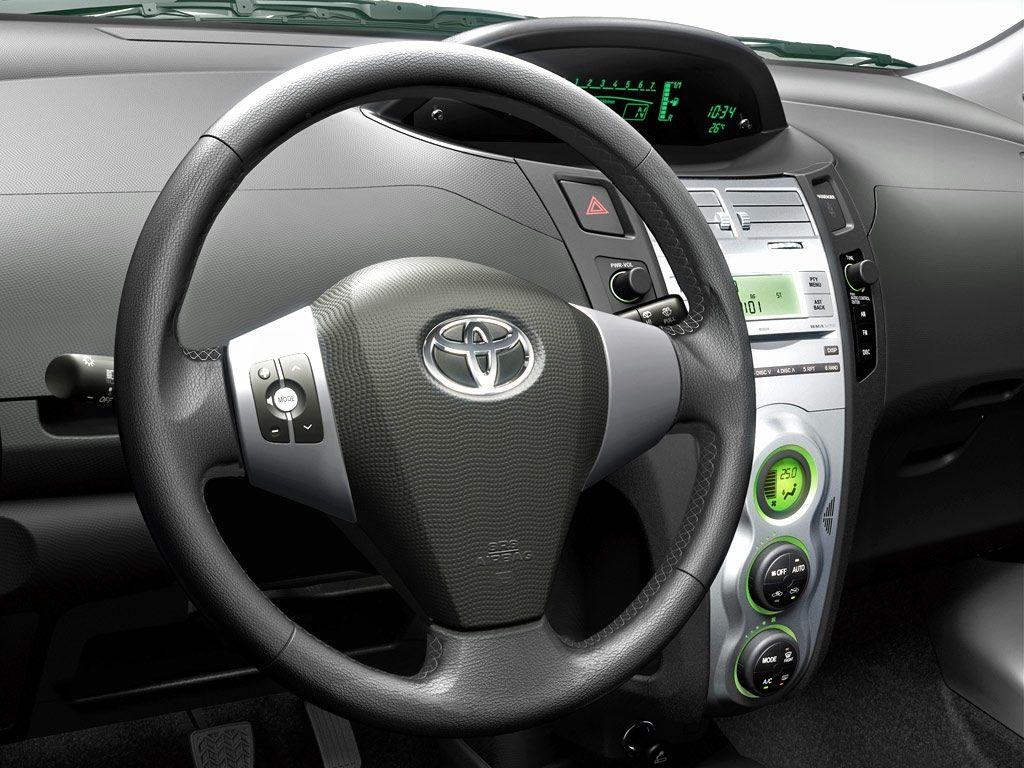Toyota Yaris 2006 - Galerie Prasowe