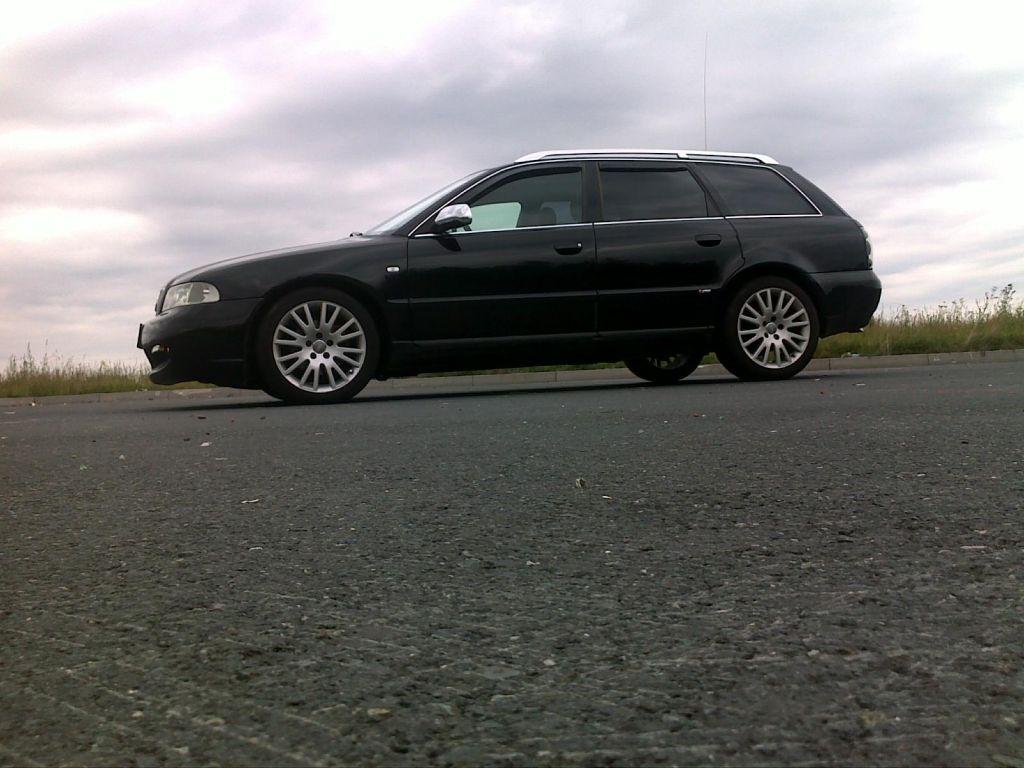 Audi A4 B5 Avant Silniki Dane Testy Autocentrumpl