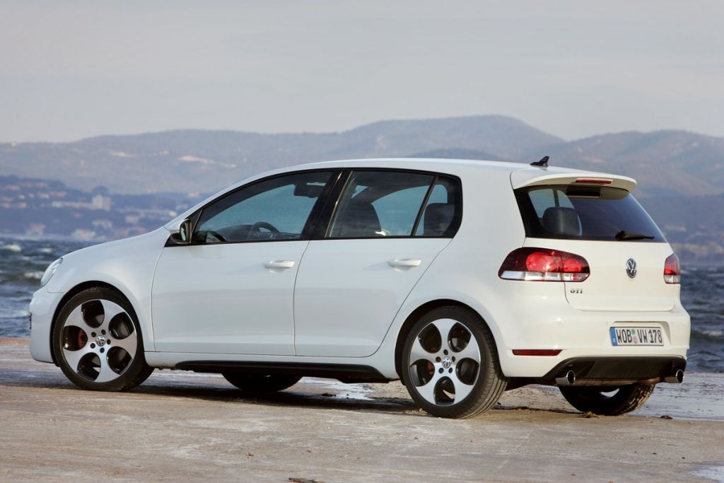 volkswagen golf vi gti galerie prasowe galeria. Black Bedroom Furniture Sets. Home Design Ideas