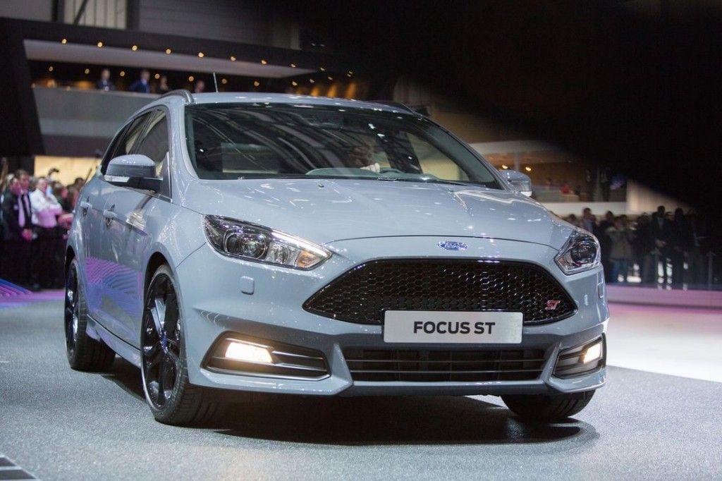 Ford Focus Iii St Kombi Facelifting 2015 Galerie