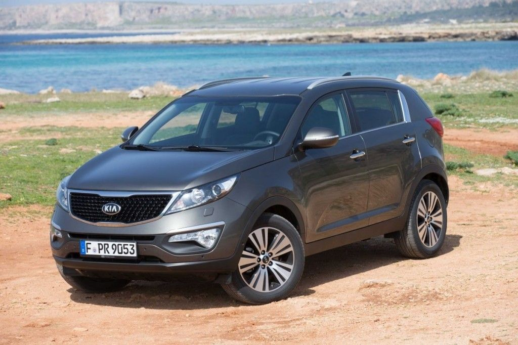 kia sportage iii facelifting 2014 gdi galerie prasowe galeria. Black Bedroom Furniture Sets. Home Design Ideas