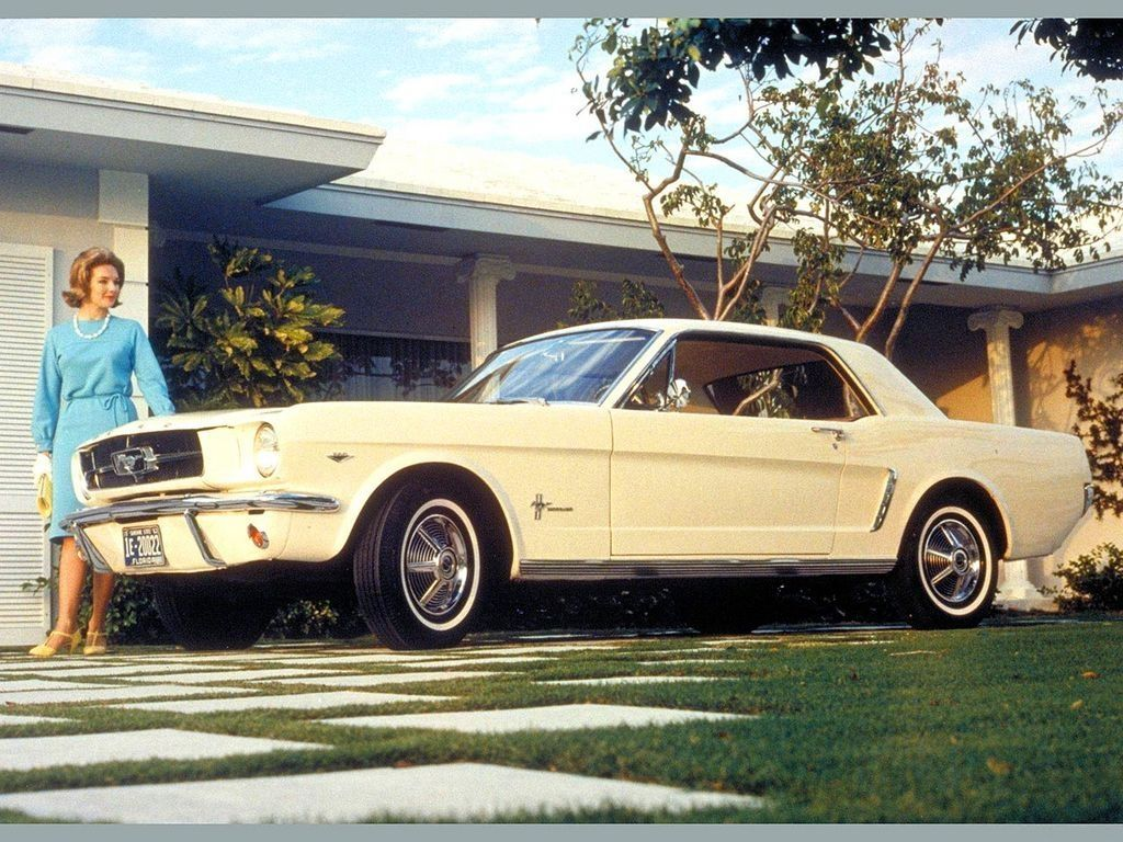 Ford mustang i galerie prasowe ford mustang i