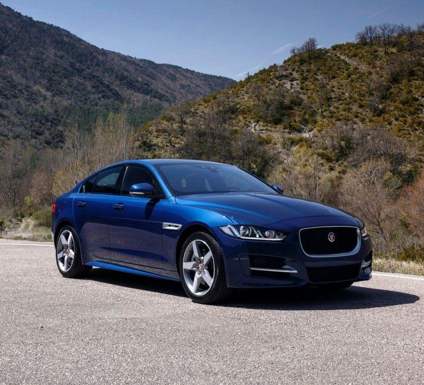 Jaguar Sport: Jaguar XE 2.5t R-Sport Bluefire (2015)