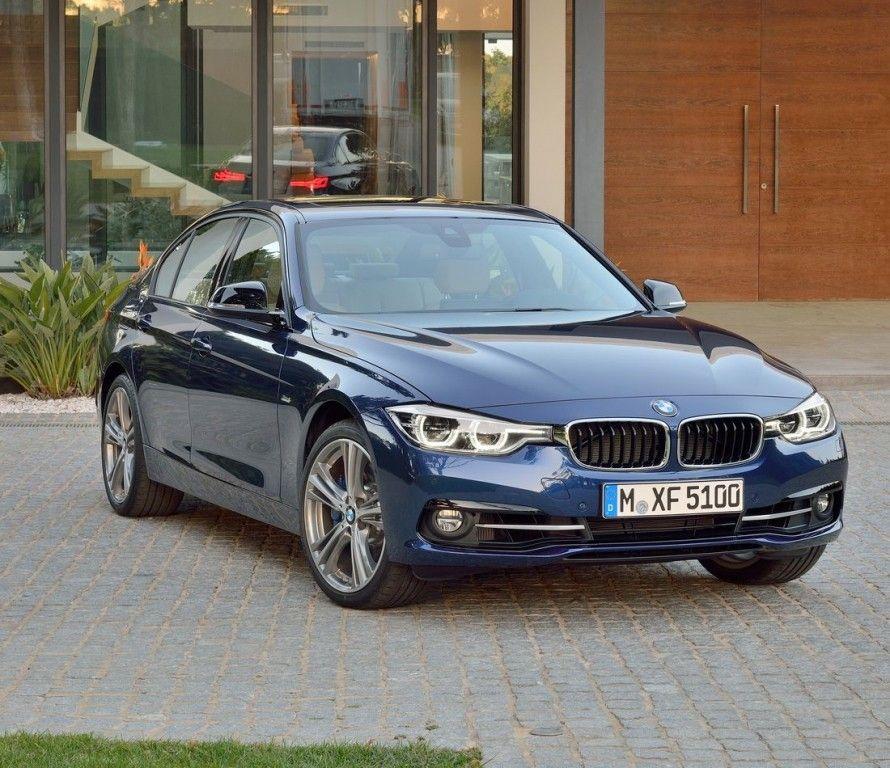 BMW 340i Sport Line F30 Sedan Facelifting (2015)