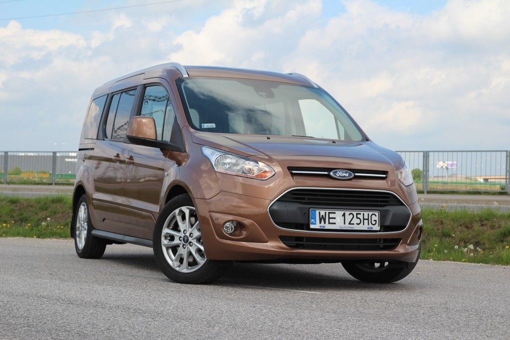 ford grand tourneo connect 1 6 duratorq tdci 115km. Black Bedroom Furniture Sets. Home Design Ideas