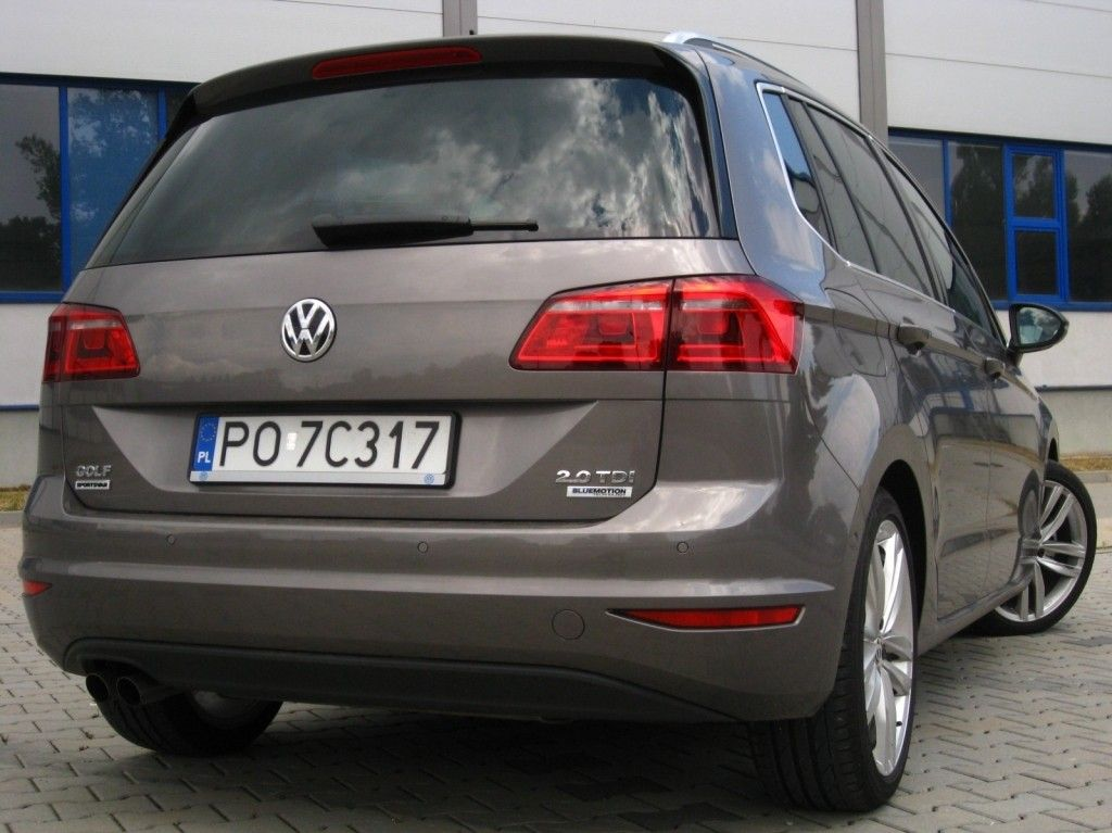 volkswagen golf vii sportsvan 2 0 tdi bluemotion. Black Bedroom Furniture Sets. Home Design Ideas