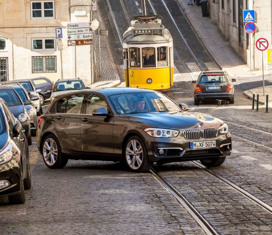 Bmw 120d: BMW 120d XDrive F20 Facelifting (2015)