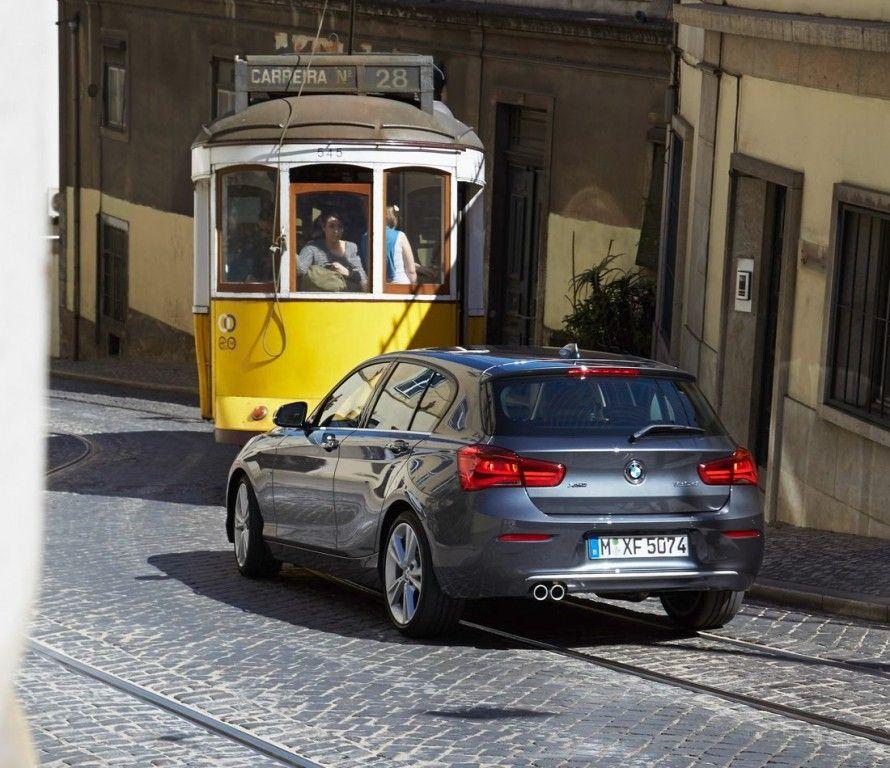 Bmw Z 2015: BMW 120d XDrive F20 Facelifting (2015)