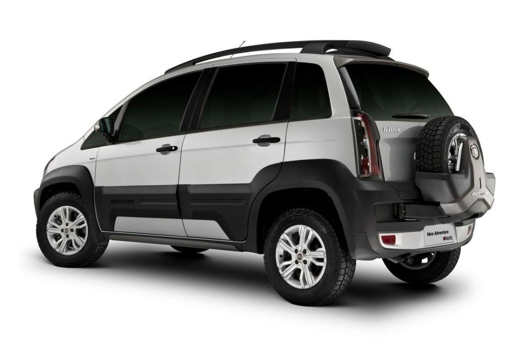 Fiat Idea Adventure 1 8 16v Facelifting  2014