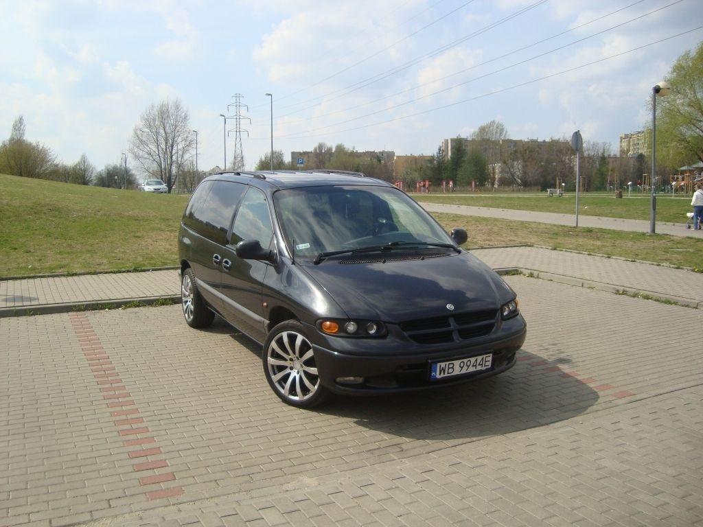 Chrysler Voyager Opis I Informacje O Modelu Tuning Iii Minivan Galeria Spoecznoci