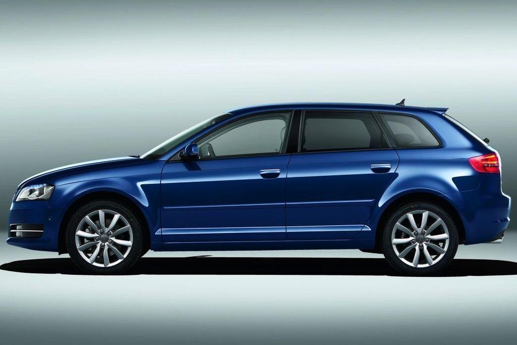 Audi A3 8p Sportback Silniki Dane Testy Autocentrumpl