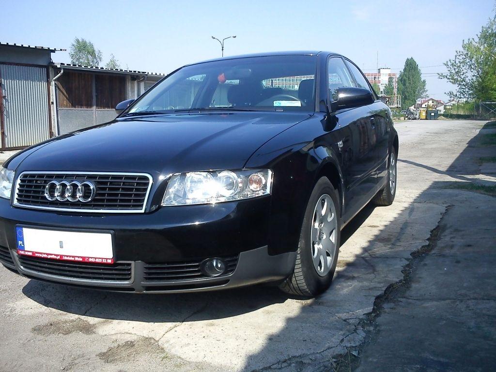 Audi A4 B6 Sedan Galeria Społeczności Galerie Redakcyjne Galeria Autocentrum Pl