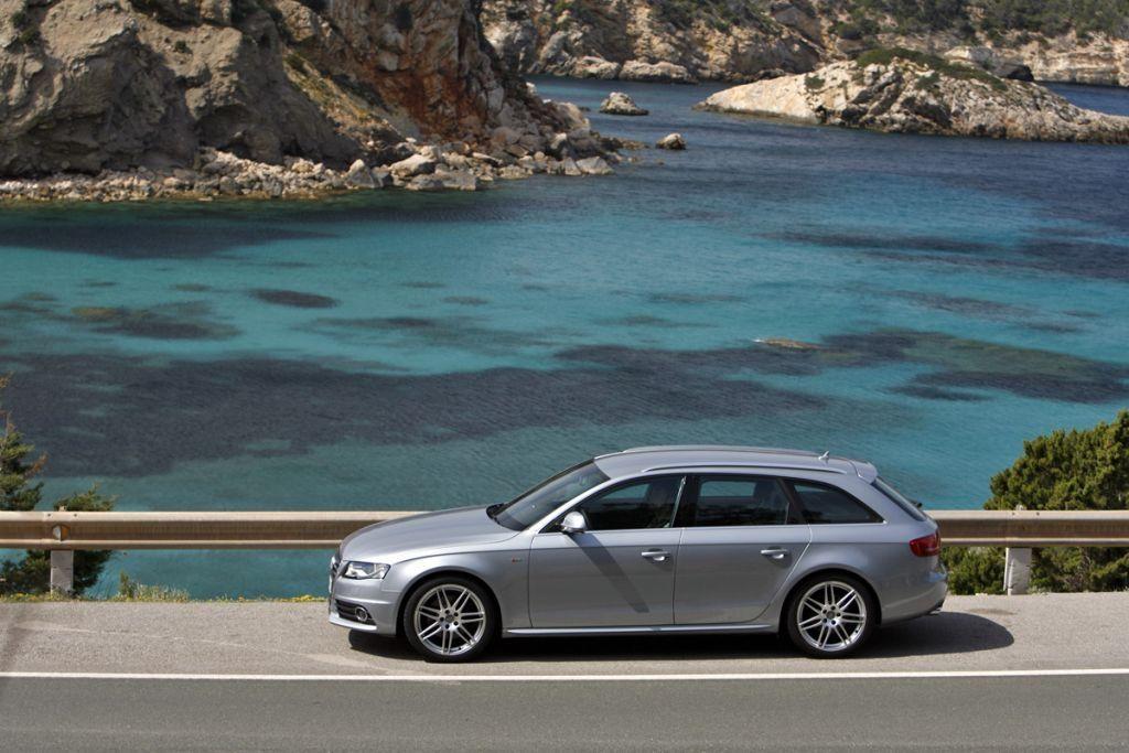 Audi A4 B8 Avant Silniki Dane Testy Autocentrumpl