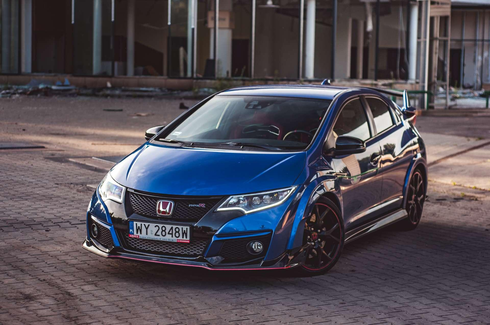 honda civic type r galeria redakcyjna galerie. Black Bedroom Furniture Sets. Home Design Ideas