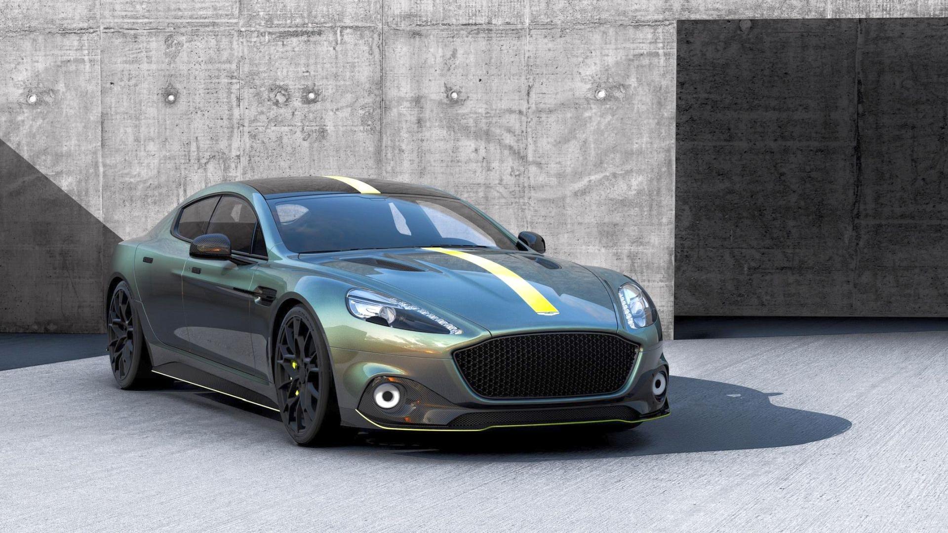 Aston Martin Rapide Opis i informacje o modelu • AutoCentrum