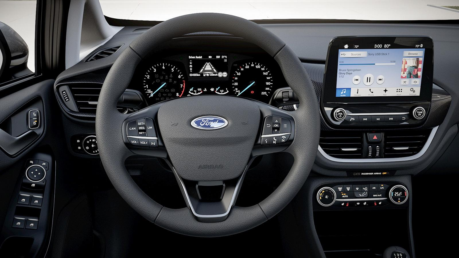 Ford Fiesta (2018) - Targi i wystawy samochodowe - Galeria ...