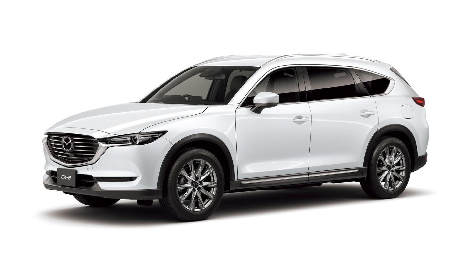 Mazda Cx 8 2017 Galerie Prasowe Galeria Autocentrum Pl