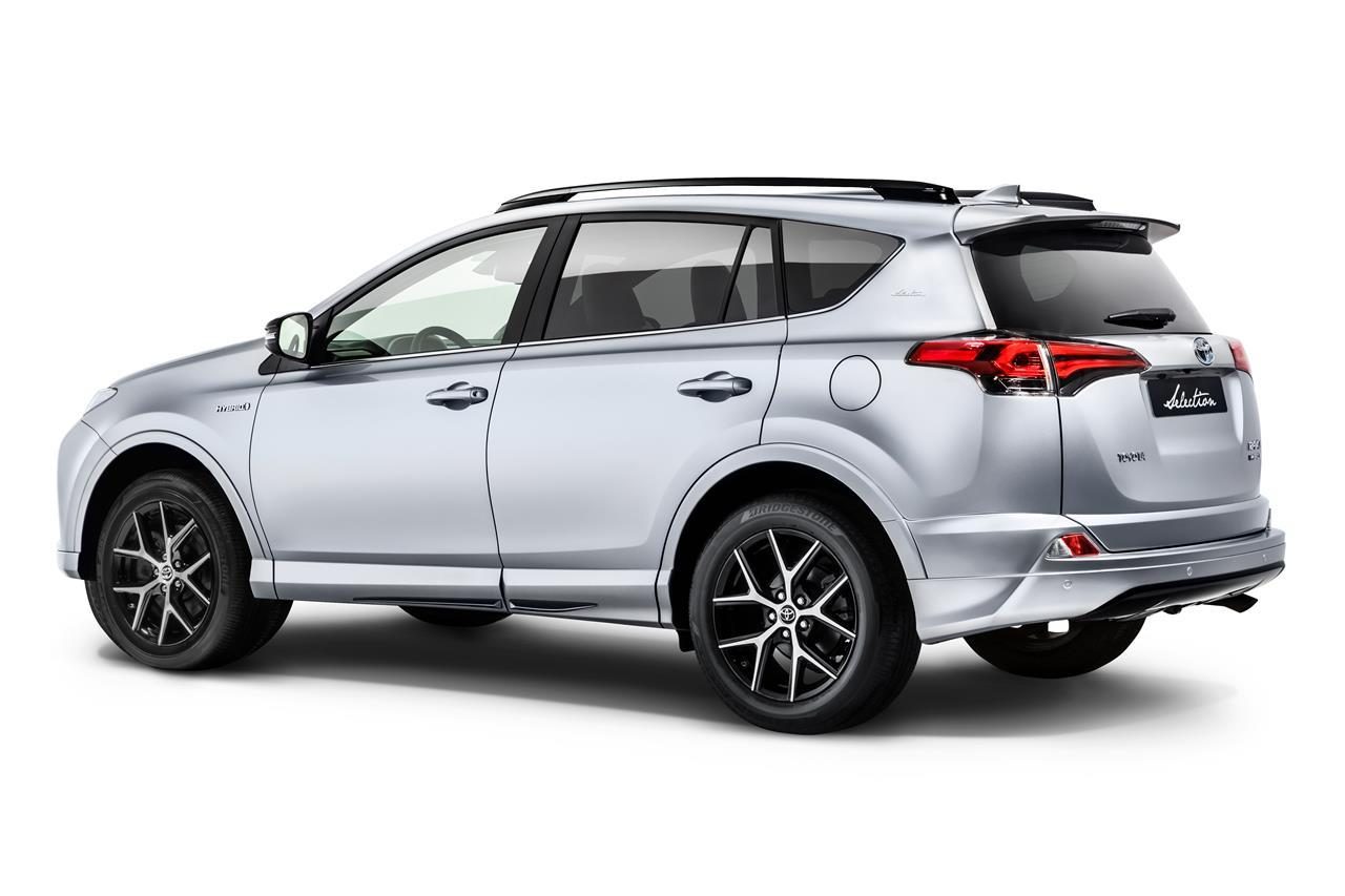 Toyota Rav4 Hybrid Selection 2017 Galerie Prasowe