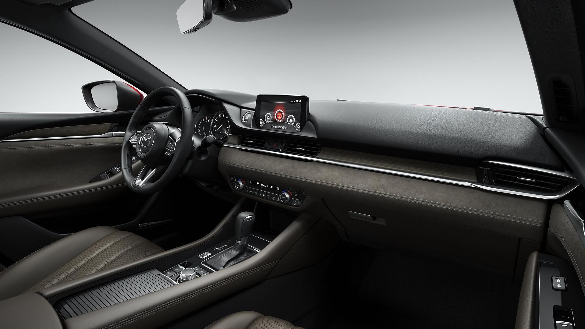 Wspaniały Mazda 6 (2018) - Galerie prasowe - Galeria • AutoCentrum.pl ZI33