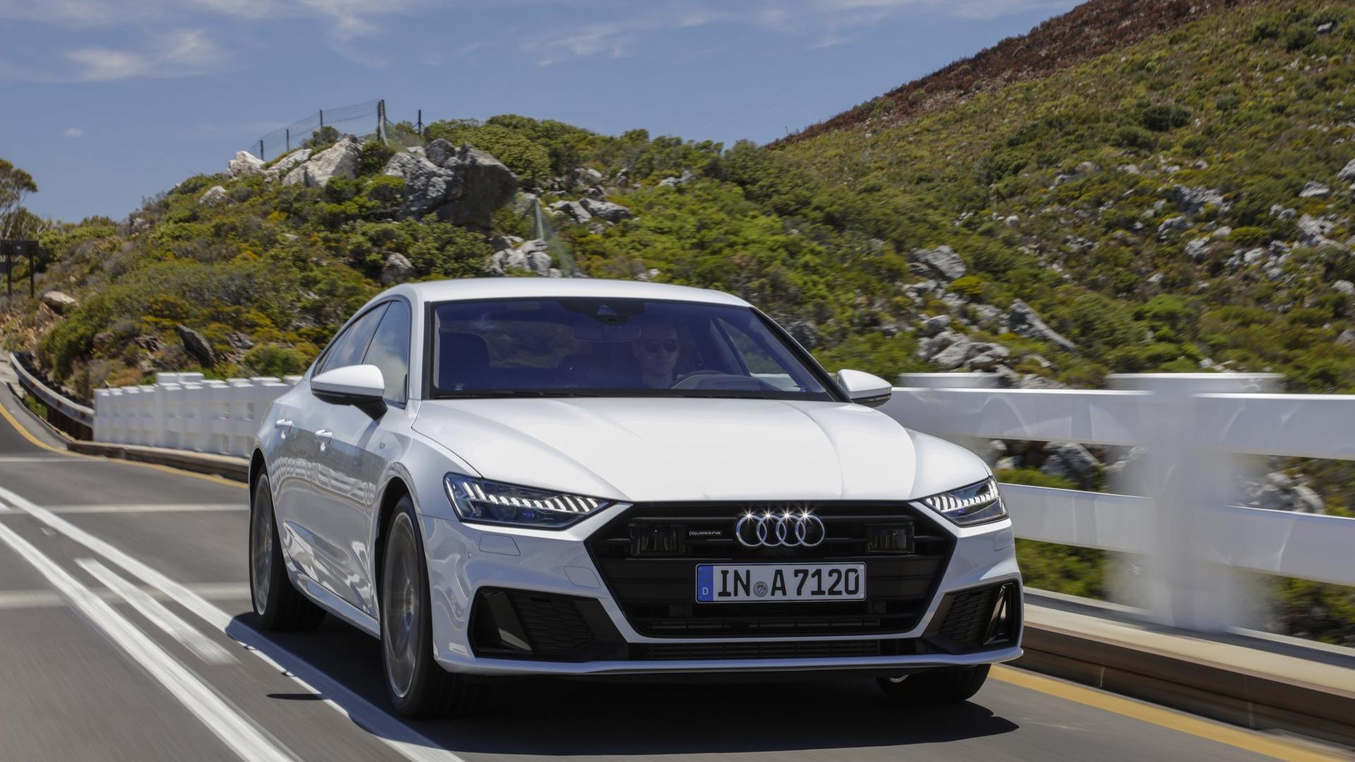 Audi A7 Sportback 2018 Galerie Prasowe Galeria Autocentrum Pl