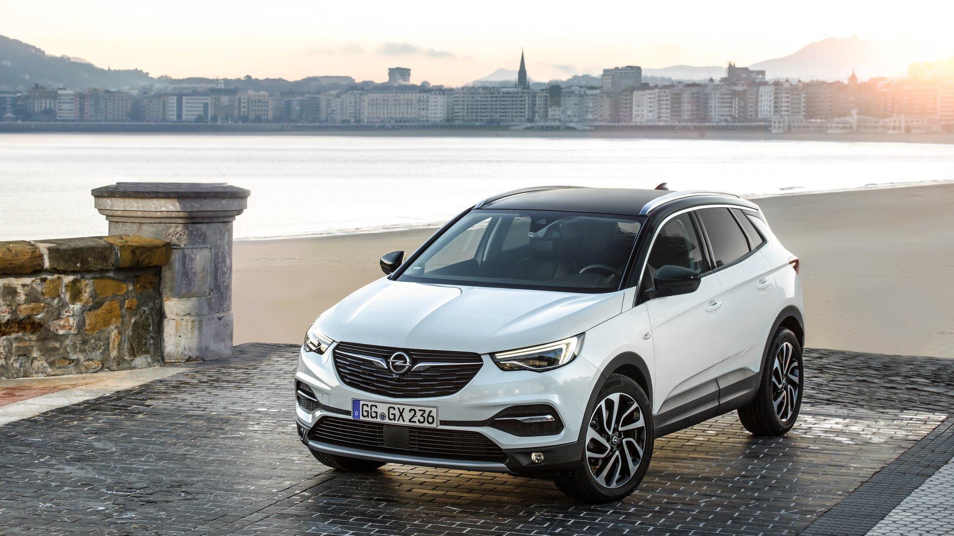 Opel Grandland X Ultimate (2018) - Galerie prasowe ...